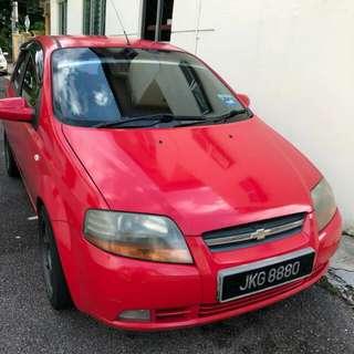 Chevrolet Aveo 1.5(A) 2005