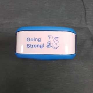 Teacher Stamp: Going Strong!