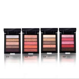 INSTOCK: GOGOTALES COLORFUL CREAMY EYESHADOW