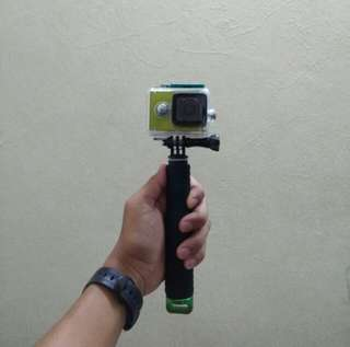 16mp YiCam with accessories
