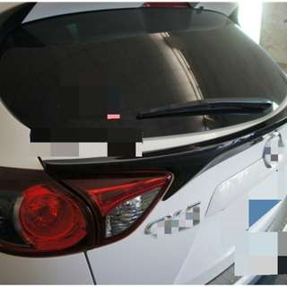 Selling Mazda CX5 Mid spoiler (Carbon Fibre)