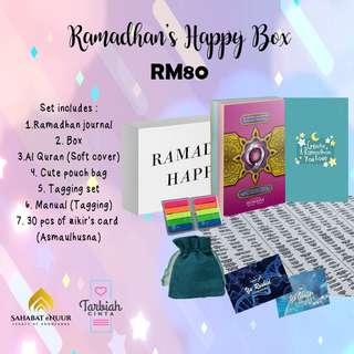 ALQURAN RAMADHAN HAPPY BOX