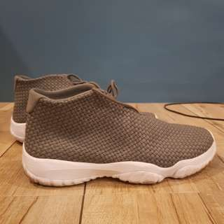 Air Jordan future Low moss green