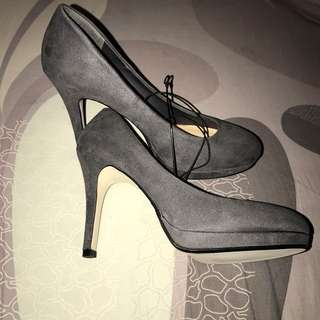 H&M High Heels (GREY)