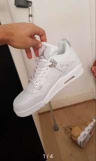 Mens Size 9 Jordan 4s