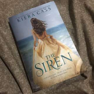 The Siren by Kiera Cass 💘