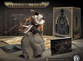 PS4 Assassin's Creed Origins God Collector's Edition Statue