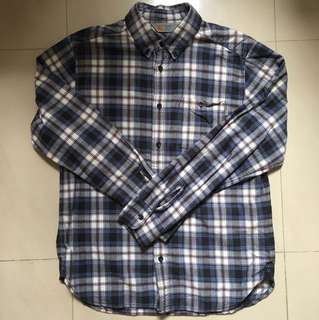 Carhartt Checker Shirt Double Park Izzue Madness Levis 格仔衫