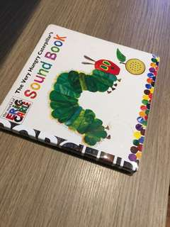 Eric carle the hungry caterpillar