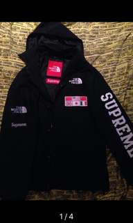 Rare North Face X Supreme Jacket