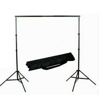 2m X 2m Backdrop Stand ( Light Duty )
