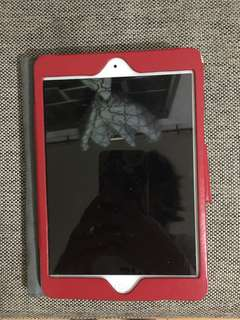 Rush iPad Mini 2 with Case