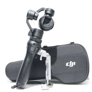 DJI OSMO 4K Handheld Camera And Stabilizer /Gimbal