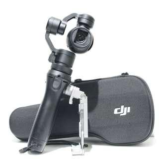 DJI OSMO 4K Handheld Camera And Stabilizer /Gimbal