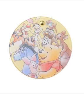 ♥️減價中!🇯🇵日本代購 迪士尼 Disney 小熊維尼 Winnie the Pooh 隨身鏡 可貼電話背