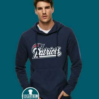 Jaket Hoodie New England Patriots - 313 Clothing