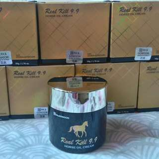Real Kill 9.9 Horse Oil Cream 50g