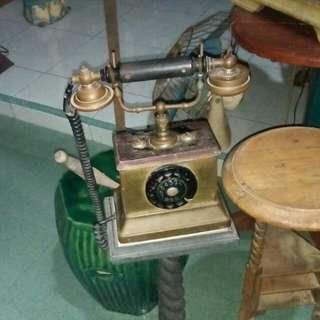 Telefon Antik Bekas VOC