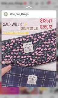 Jackwills 筆袋