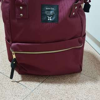 Anello Backpack too big for me try to sell it off.pm if interested.