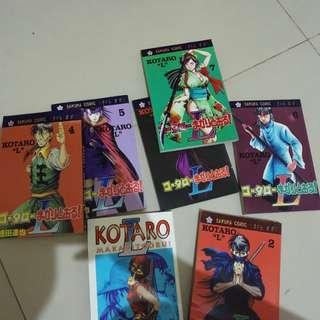 Kotaro  L - sakura comic