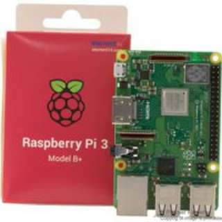 New! Pre-order Raspberry Pi 3 Model B+, BCM2837B0 SoC, IoT, PoE