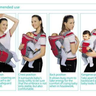 Naforye Baby Carrier