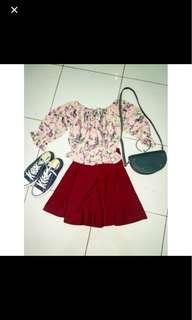 Top + Skirt BKK