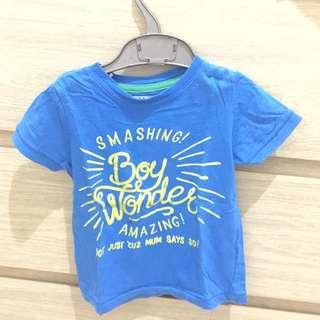 Gingersnaps Boy T Shirt