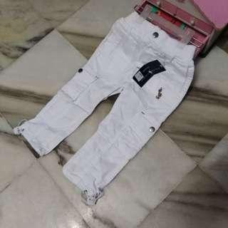 Kids Polo long pants.