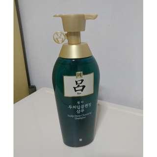 Ryo Shampoo / Scalp Deep Cleansing Shampoo /500ml