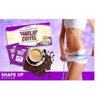 SHAPE-UP COFFEE