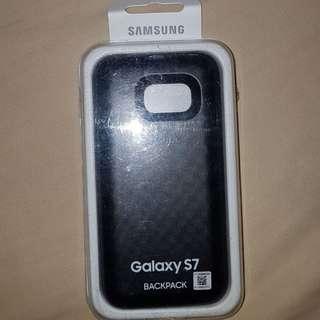 [DIJUAL CEPAT] Samsung S7 Backpack Case