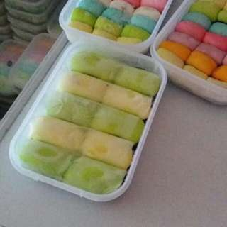 Pencake durian