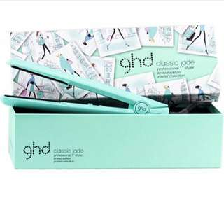 "🈹⏬貨量不多喇⏬""粉色控""之選 💜💚ghd® classic jade professional 1"" styler pastel collection 限量版"
