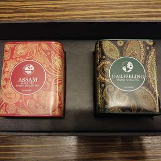 全新內裝 Indian 印度 著名 Darjeeling & Assam black tea 150 gram