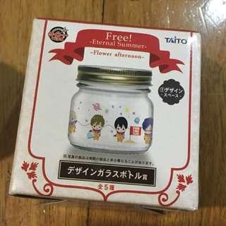 COD Free! Anime Mini Bottle Jar