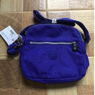 Kipling Sapphire Crossbody Bag