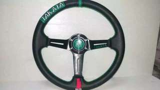 TAKATA steering (Leather)