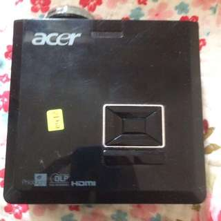 Mini projector acer dsv0920 dmd death