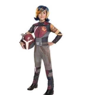 Star wars sabrine ren costume