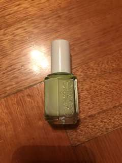 Brand New Essie Nail Polish Pastel Green 'Chillato' #757 Sally Hansen OPI