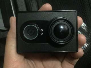 XIAOMI YI ACTION CAMERA INTERNATIONAL EDITION 5K ALL IN