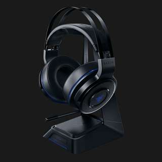 Razer Thresher Ultimate PS4 headset w/ Base Station Wireless Reciever