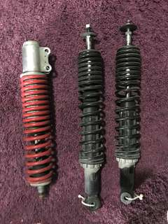 Stock Suspension for vespa GTS 300