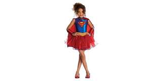 Superwoman costume 4-6 & 7-9 yrs old