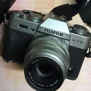 Fujiflim XT-10 Body