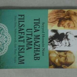 Buku Tiga Mazhab Utama dalam Filsafat Islam #FISIPUNIS