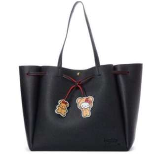 Colours by Jennifer Hello Kitty Tote Bag