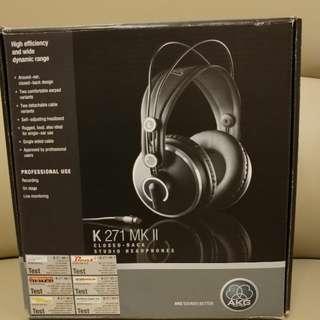 AKG K271 MKII 超新